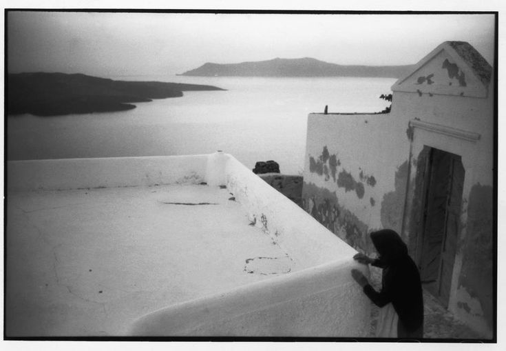 henri cartier bresson 1961// Cyclades