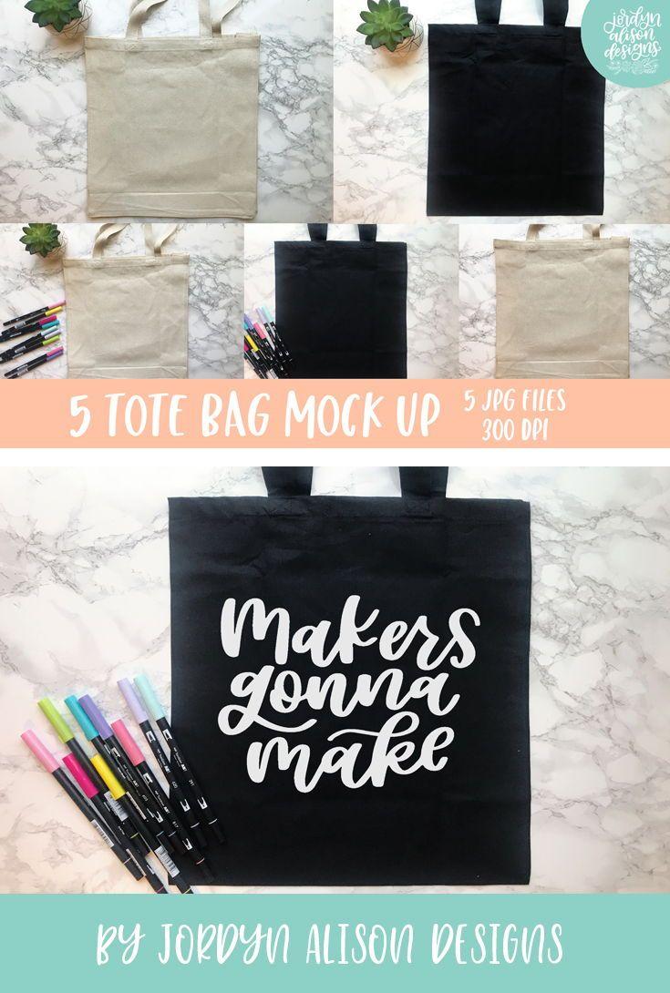 Download Tote Bag Bundle Mock Ups Black And Tan Tote Bag Mockup 220318 Craft Mockups Design Bundles Bag Mockup Tan Tote Bag Tote
