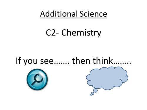 AQA Chemistry C2 revision powerpoints