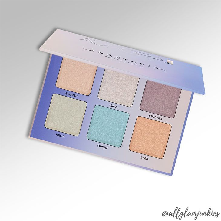 Anastasia Beverly Hills Aurora Glow Kit Highlighter Palette kaufen Deutschland