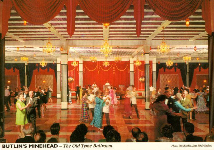 Butlin's Minehead - The Old Tyme Ballroom
