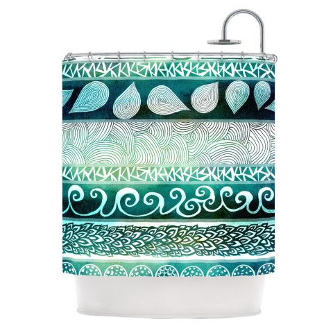 How cute would this look in a nice, white finish bathroom?!
