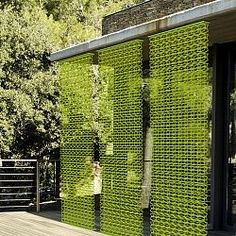 26 best images about garden privacy screen on pinterest for Hanging privacy screens for decks