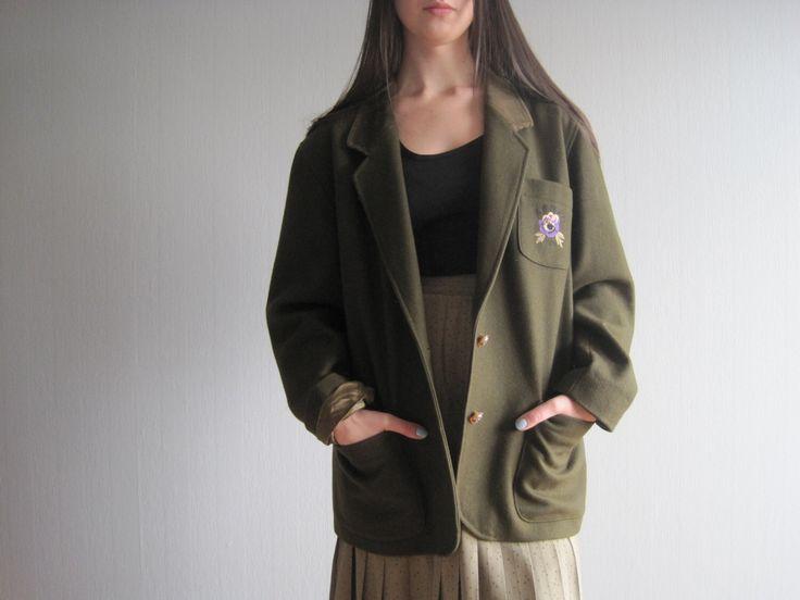 A personal favourite from my Etsy shop https://www.etsy.com/no-en/listing/190671495/kenzo-jacket-kenzo-blazer-kenzo-jeans