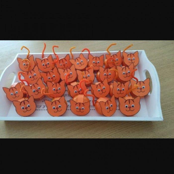 cupcake mandarijn gezonde traktatie - Google zoeken