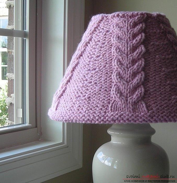 Абажур для любимой лампы своими руками, как украсить или реставрировать абажур своими руками, идеи, советы.. Фото №2