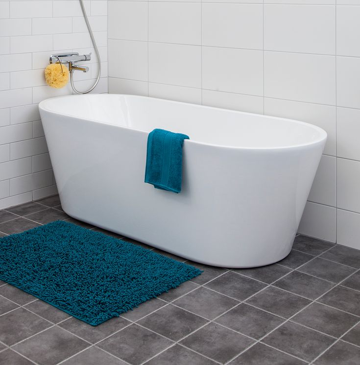 Ovale badkar | Alterna badrum