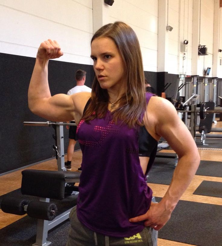 how to get big biceps for girls
