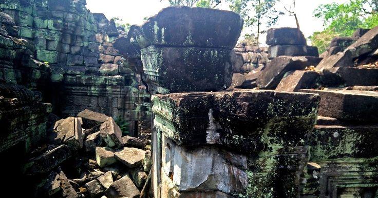 Камбоджа фото: Бантей Кдей