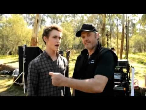Nowhere Boys: Getting to know the Crew