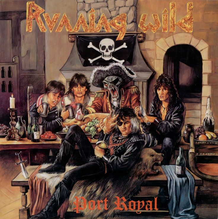 Running Wild-Port Royal