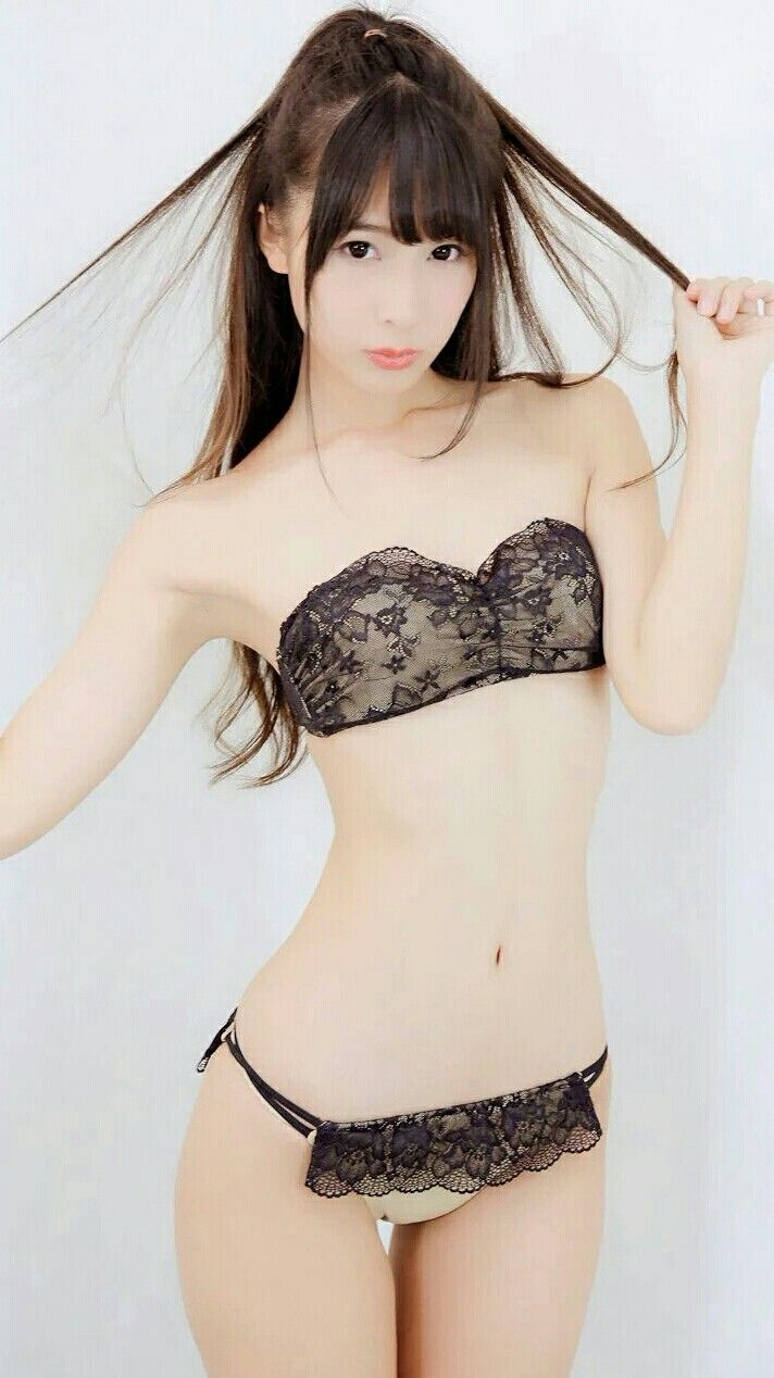 Aya Hirai hot girl hot Chinese model gets pussy fingered from behind