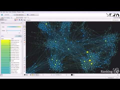 Introducing Gephi 0.7 Absolutely madness and incredibly amazing!