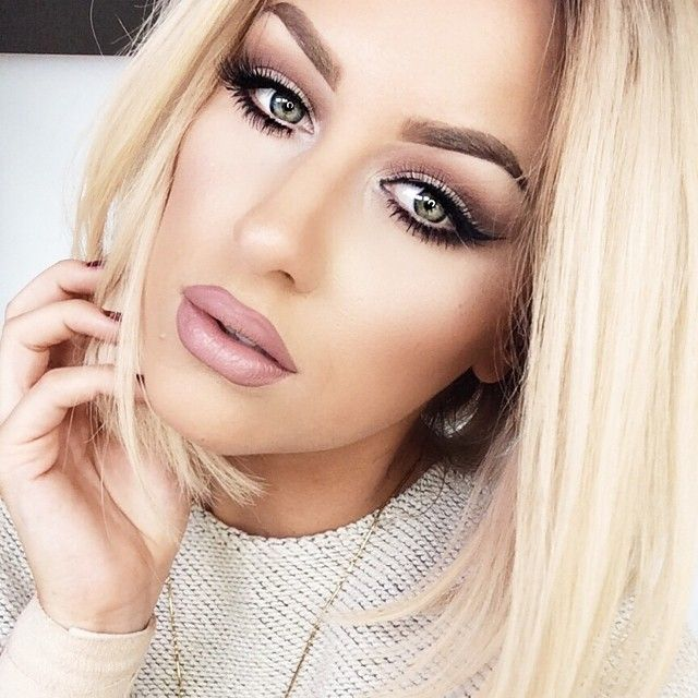 Kylie Jenner lip tutorial is up on my channel, click the link in my bio to watch! Blon... | Use Instagram online! Websta is the Best Instagram Web Viewer!