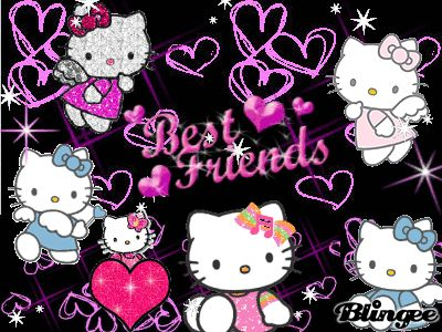 Hello Kitty Best Friends Forever  c31b3576963f