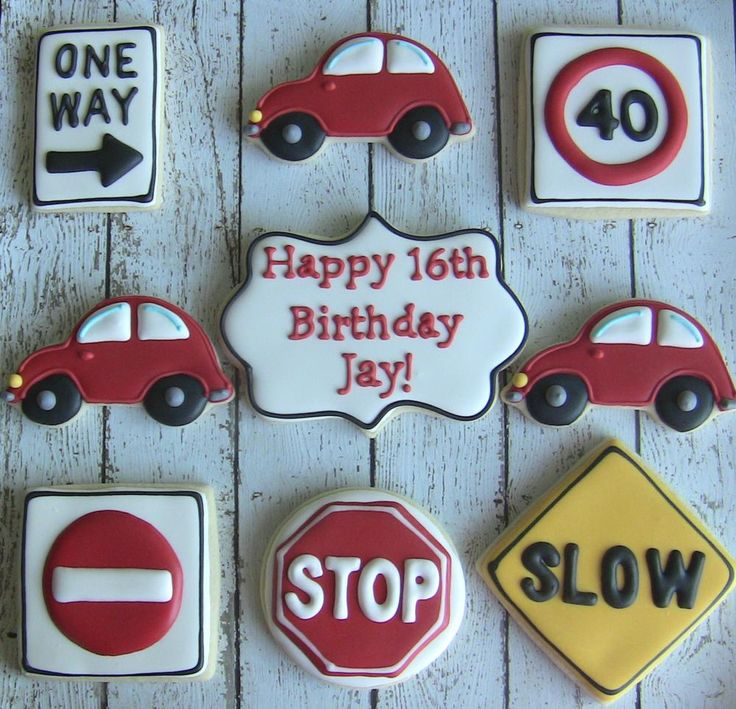 27 Best Images About Boy's 16th Birthday Ideas On Pinterest