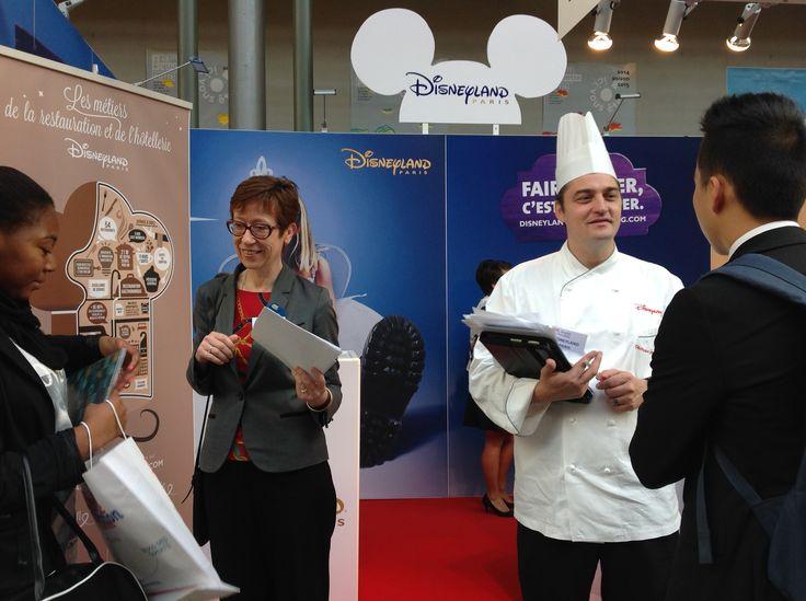 36 best forums et session de recrutement france europe for Salon restauration paris