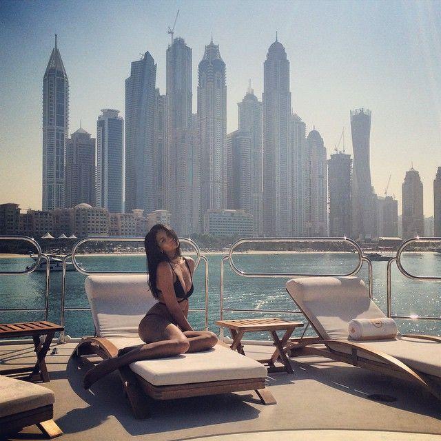 @chaneliman - Photo: Courtesy of Chanel Iman