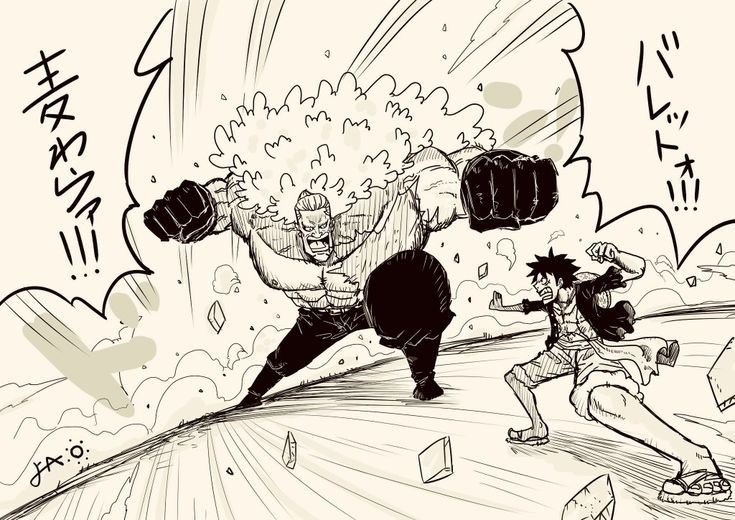 Watch an exclusive clip showing luffy and bullet fight from one piece: Monkey D Luffy Vs Douglas Bullet Bullet Douglas Luffy Monkey