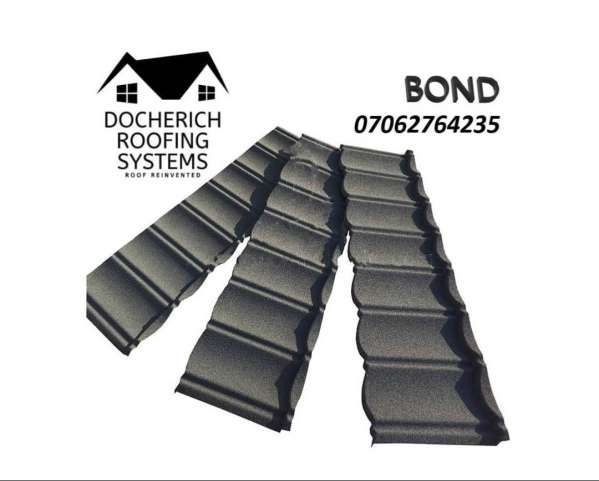 Pin On Call Docherich For The Best Stone Coated Roofing Sheet