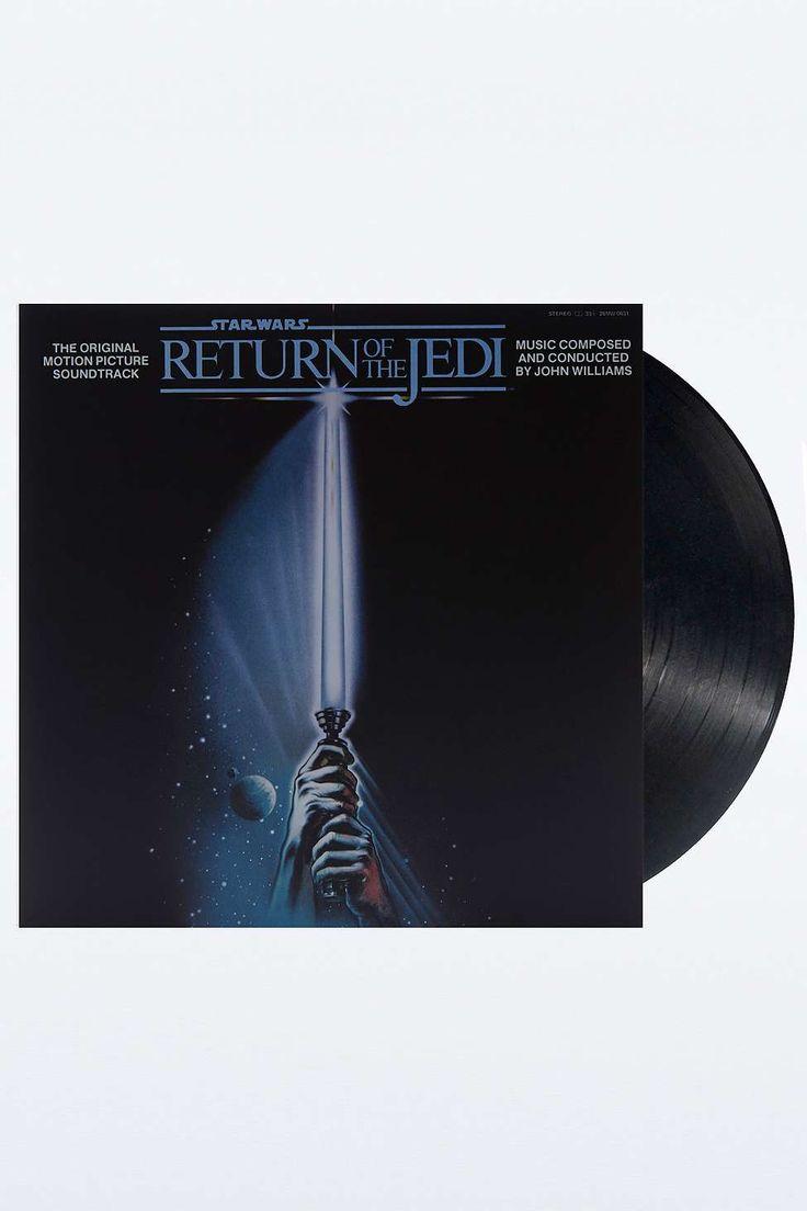 John Williams: Star Wars: Episode VI - Return of the Jedi Vinyl Record