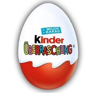 Ferrero children's chocolate  – Kinder Überraschung