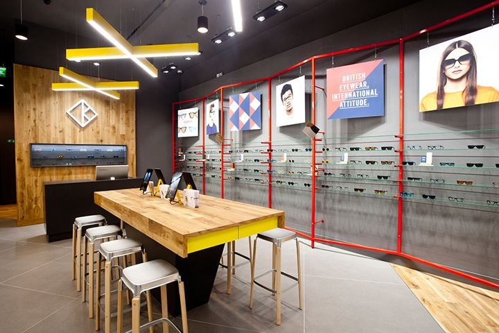 128 Best Images About Design Optician On Pinterest Oliver Peoples Optician And Customer