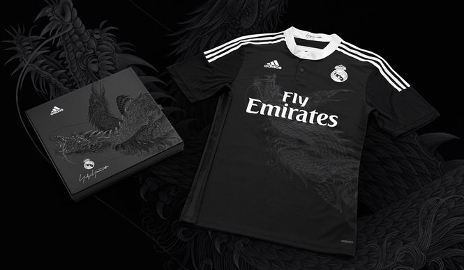 山本耀司が手がけるレアル・マドリッドユニフォーム9月19日限定発売 Y-3   Web Magazine OPENERS - FASHION News Real Madrid Y-3 ワイスリー