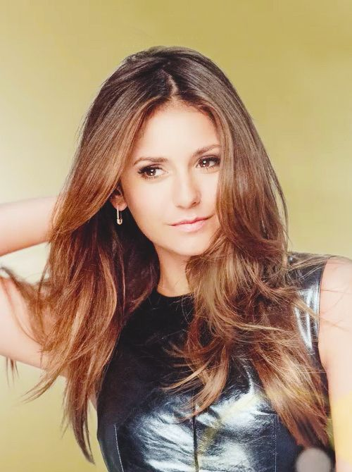 Nina Dobrev for Elle China September 2014