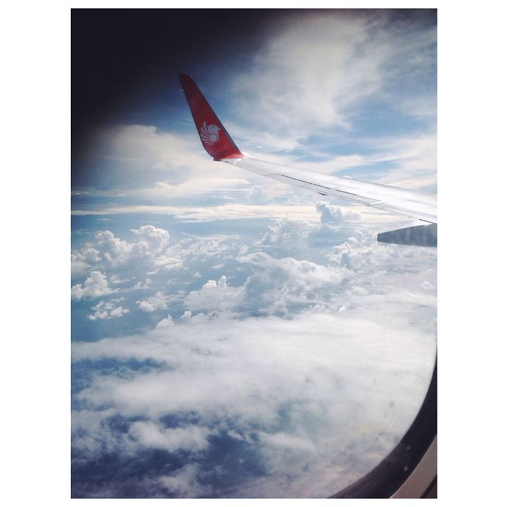 day 1 : on the way - Surabaya, East Java, Indonesia✈️ Dec-'14 by : Ray Martini