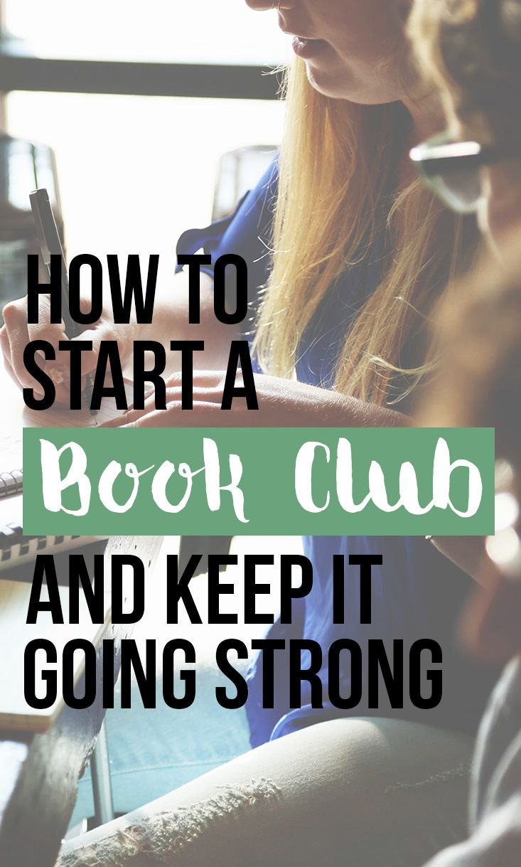 It Can Be Hard Enough To Start A Book Club Of Your Own, But You