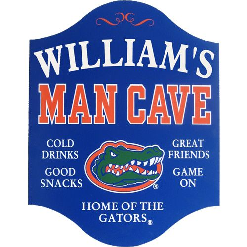 Florida Gators Man Cave Signs - All Gifts Considered