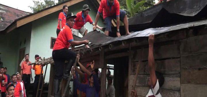 Agustus, Pemkab Rehab 1000 RTLH
