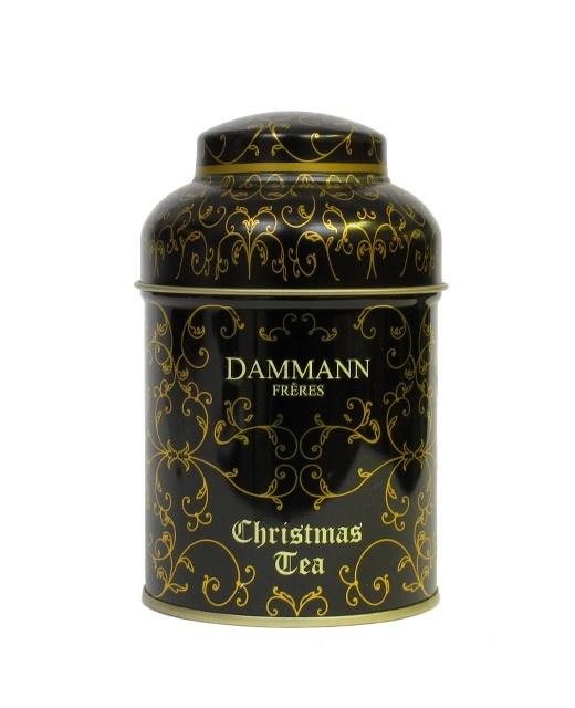 Thé Christmas Tea Blanc - Dammann Frères Un de mes thés préférés