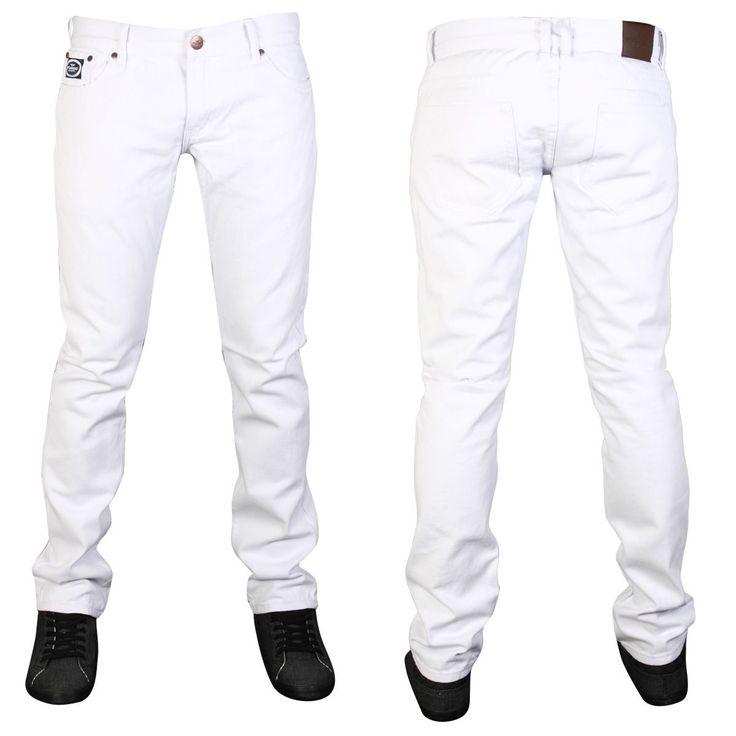 White Jeans For Men