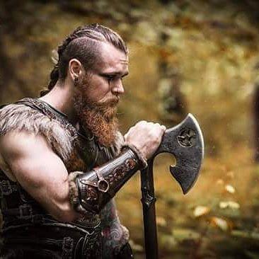 #InstaViking #TheVikingWarriors #Folk #Viking #Celtic #Pagan #Metal #Vikings #Axe #Warrior #Beard