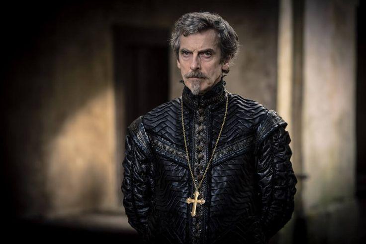 I do miss him sometimes....The Musketeers - Cardinal Richelieu (PETER CAPALDI) - (C) BBC - Photographer: Robert Viglasky