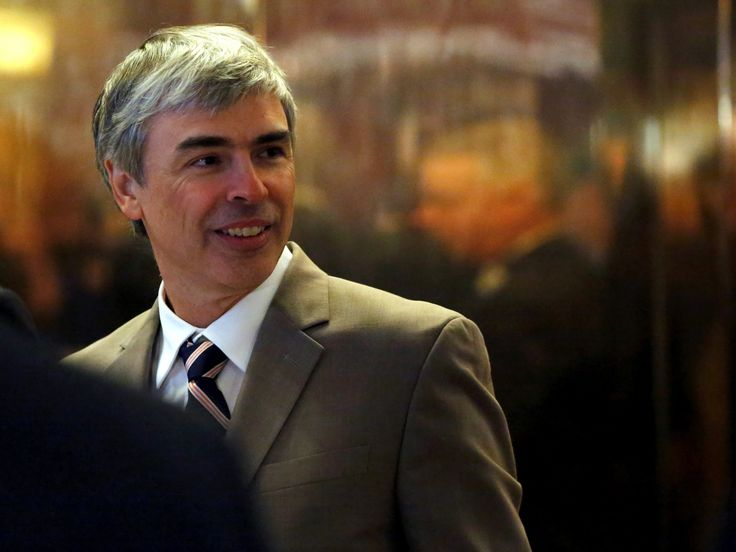 Read Larry Page's new letter about the current status of Alphabet, Google's parent company    Dave Smith       Apr. 27, 2017
