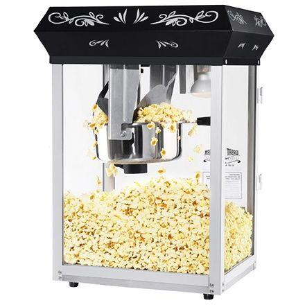 Commercial Popcorn Popper | Vintage Style Popcorn Popper | Discount Popcorn Popping Machine