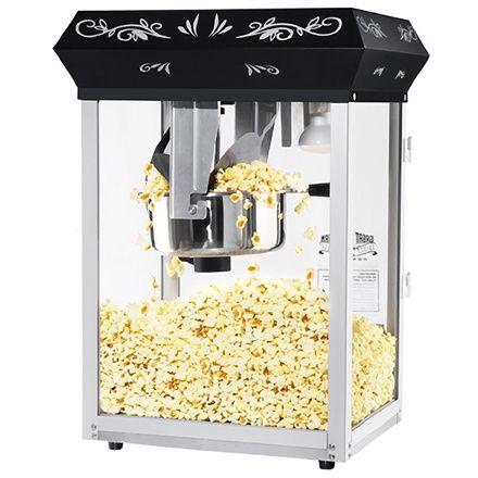 Commercial Popcorn Popper | Vintage Style Popcorn Popper | Discount Popcorn Popping Machine