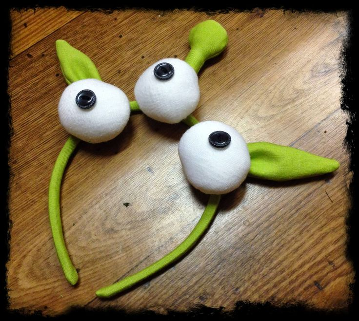 Mad About Bags - Toy Story alien headbands