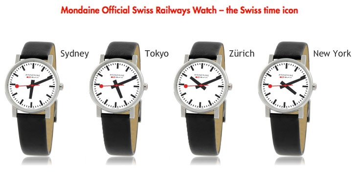 Mondaine, the official clock of the Swiss Railways. It's high time to get one ;) http://www.cbstudio.net/catalogsearch/result/?q=mondaine
