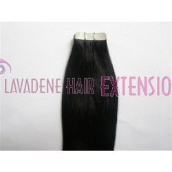 Colour: #1 Black Style : Straight Weight: 60grams Length:  20 inches 20pces in 1 pack