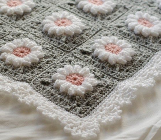 This.  This is it.  This is why I do what I do and why I love to design and create crochet goodness.  A couple of weeks ago I finished up this cute little baby girl afghan I designed as a gift.  Today on Facebook I see a photo of the finished nursery and oh look…...Read More »