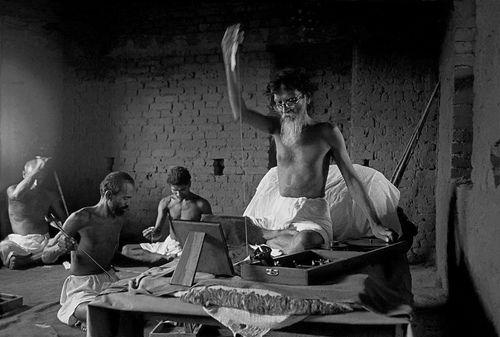 1953, Bihar, India, Vinoba Bhave, preacher and politician