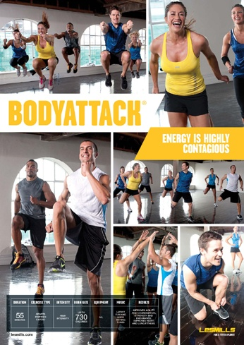BodyAttack. Best. workout.ever