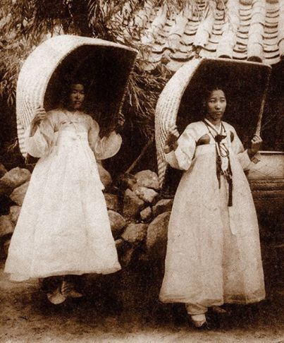 28 best korea images on pinterest vintage photography vintage korean girls testing a parachute designed for short drops sciox Image collections