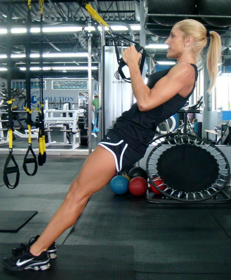 Trx Bands Workout Youtube: 1000+ Images About Exercise: TRX On Pinterest