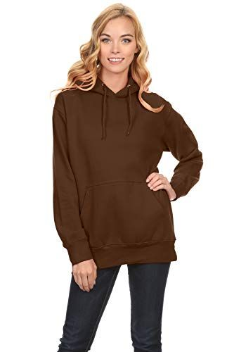 Simlu Fleece Pullover Hoodies Oversized Sweater Reg and Plus Size Sweatshirts 4