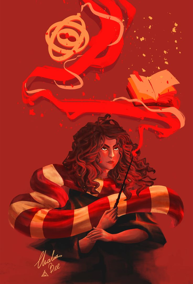 hermione granger harry potter harry potter fan art it took me like forever guys to finish this just take it art illustration thaliabee hp complete Digital Illustration fanart harry potter and the philosopher's stone thaliabee.tumblr.com
